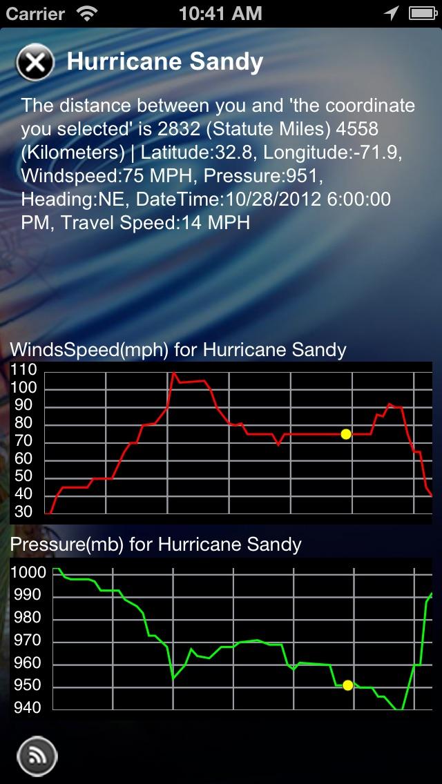 Hurricane Tracker By Hurricanesoftwarecoms review screenshots