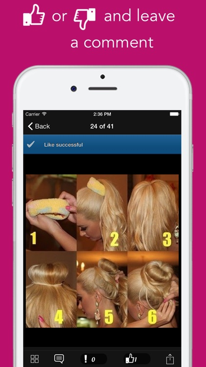 Hair Styles 2016 PRO - App for Hair Color and Cut, Salon Trends, Beauty Tips screenshot-3