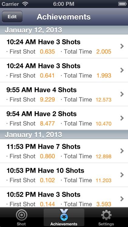 AIPSC Shot Timer (High performance shot timer)