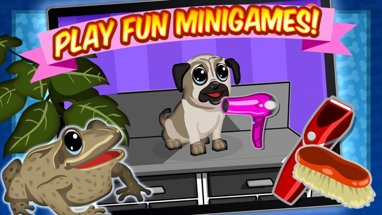 Sunnyville Pets Shop Game – Play Fun Free Pet Store Kids Games screenshot-4