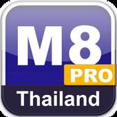 Papago Thailand Map - massstaff