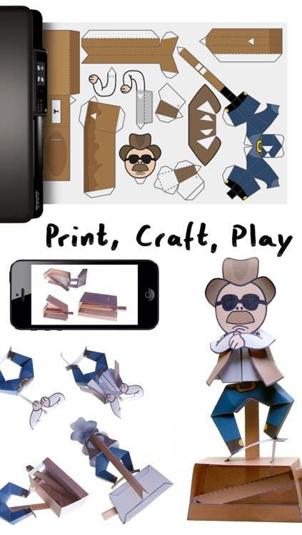 Awesome Paper Toys