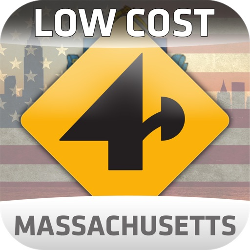 Nav4D Massachusetts @ LOW COST icon
