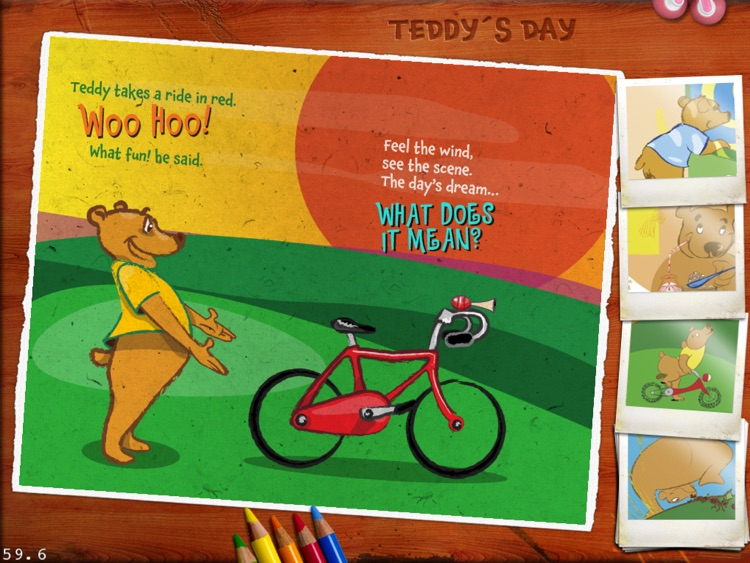 Teddy's Day HD
