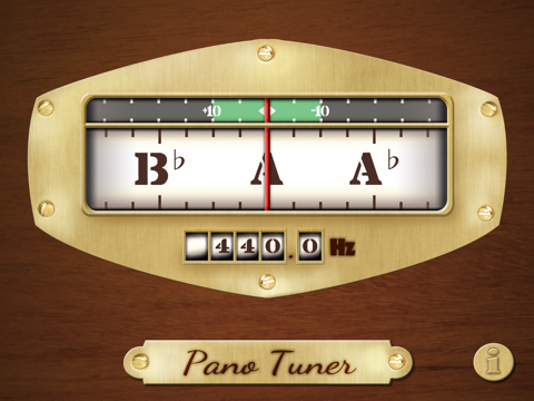Pano Tuner - Chromatic Tuner screenshot