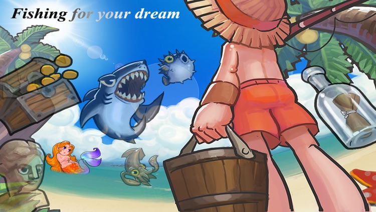 Funny Fish - Fishing Fantasy screenshot-0