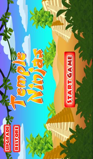 A Temple Ninja Race - Pro Adventure Gameのおすすめ画像4