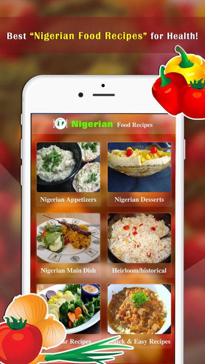 Nigerian Food Recipes screenshot-0
