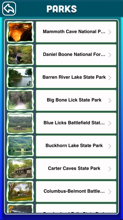 Kentucky National & State Parks screenshot-2