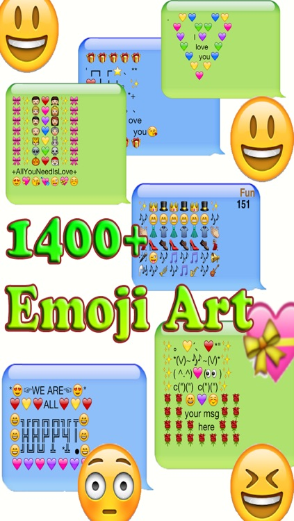 All-In-1Emoji Art,Emotions,Text Pics,Emoticons,Expressions,3D Animoticons, Style Text, 22 Languages SMS/EMail Editor, Unicode Symbols,Equation Editor,etc.