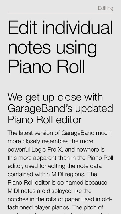 Complete Manual: GarageBand Edition screenshot-2