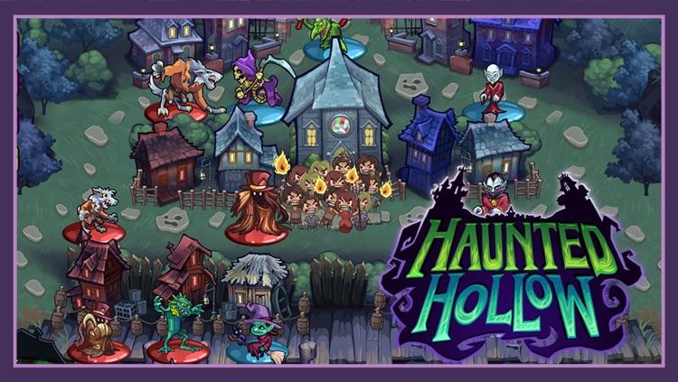 Haunted Hollow screenshot-4