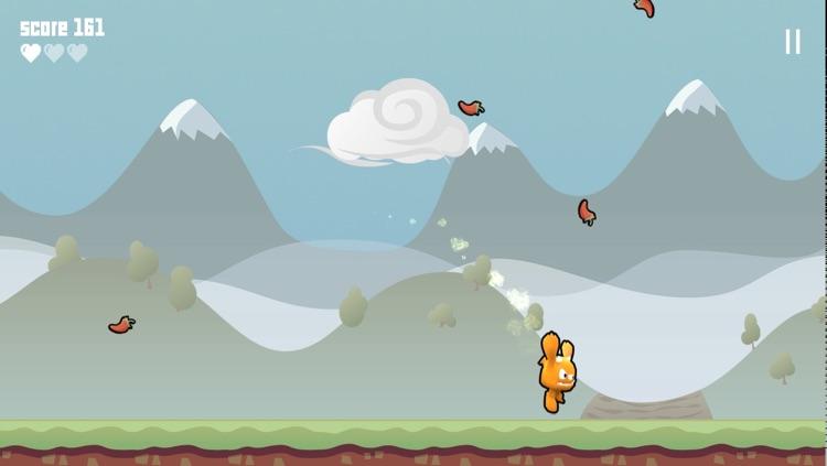 Chili Rain - Dragon Feeding Object Catching Game