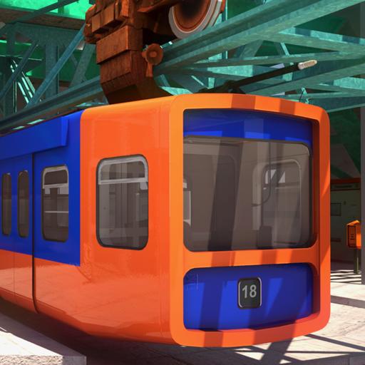 Suspension Railroad Simulator 2013 icon