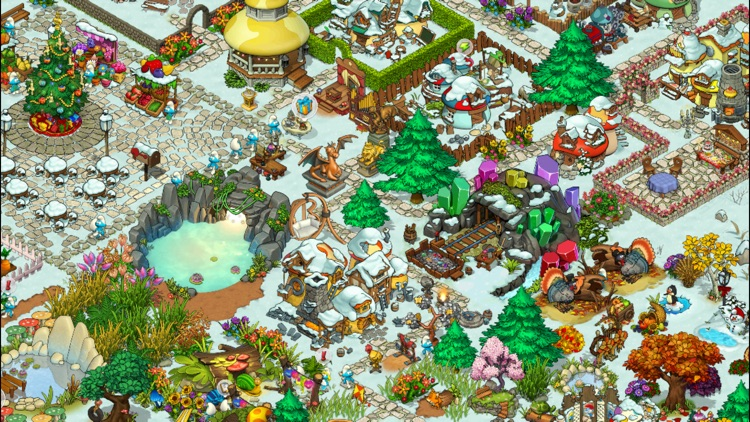 Smurfs' Village and the Magical Meadow screenshot-4