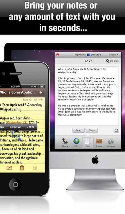 myPhoneDesktop – Phone on your Desktop screenshot-3