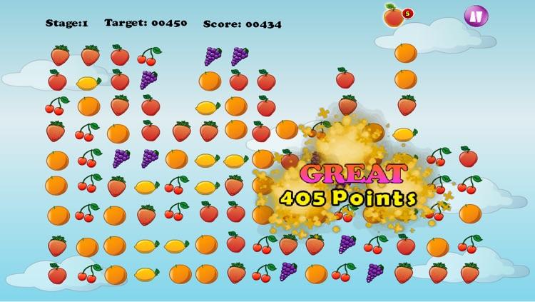 Popstar Fruit Bubble Popper screenshot-3