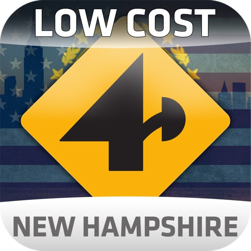 Nav4D New Hampshire @ LOW COST