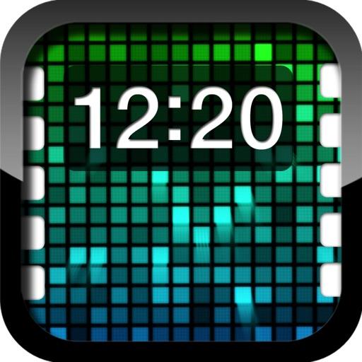 Fun Video Clock