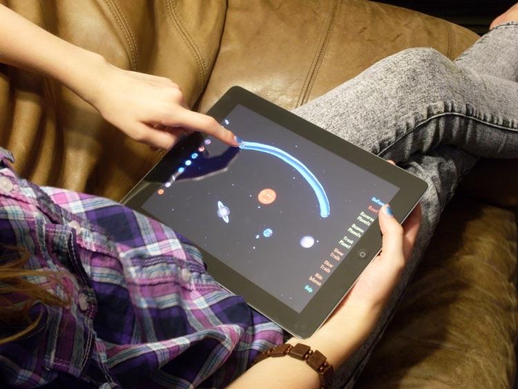 Gillian's Planets - Orbital Planet Simulator and Screensaver screenshot-3