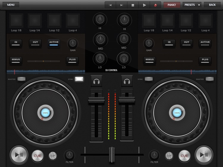 DJ Control screenshot-4