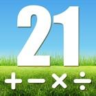 21点-史上最难数学消除计算 icon