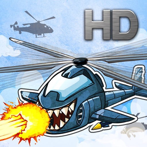 Crazy Choppers HD