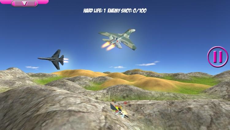 Aircraft 1 Lite: air fighting game screenshot-3
