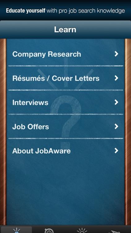 JobAware: Job search just got smarter screenshot-4