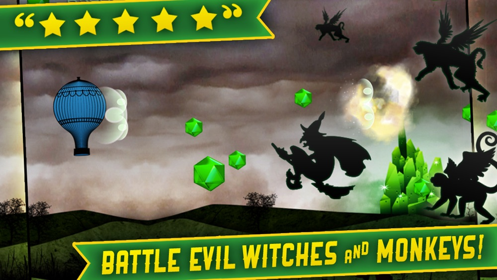 Oz Air Battle At The Great Emerald Temple Free hack tool