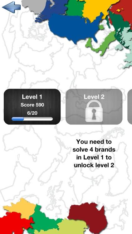 Country Conturs Quiz screenshot-4