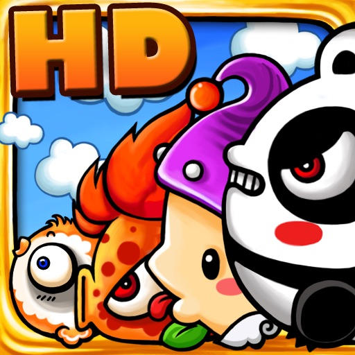 【横版飞行】League Of Extraordinary Birds HD