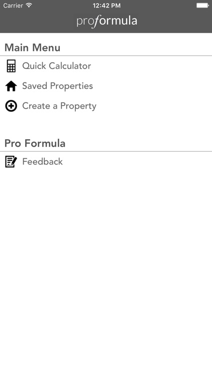 ProFormula - Real Estate Investment Analysis screenshot-4
