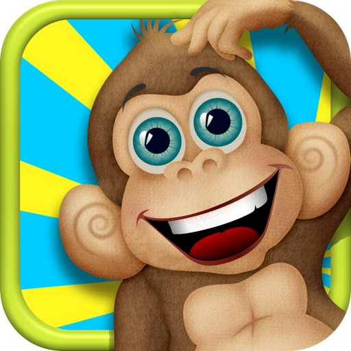 Safari Monkey Bubble Adventure - Free Game