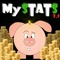My stats is your virtual piggy bank: the ideal place where to take note of your expenses and of your incomes