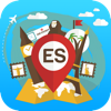 Spain offline Travel Guide & Map. City tours: Barcelona,Madrid,Majorca,Tenerife