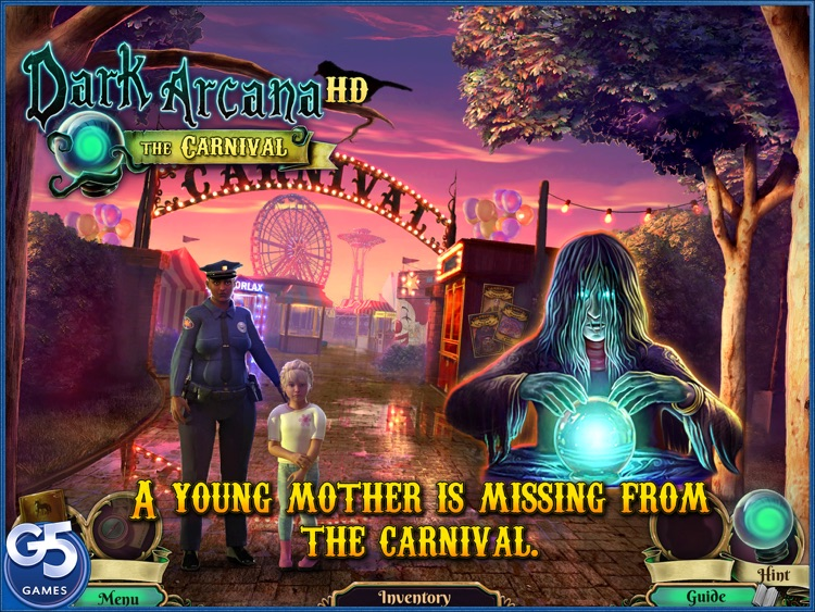 Dark Arcana: The Carnival HD (Full) screenshot-0