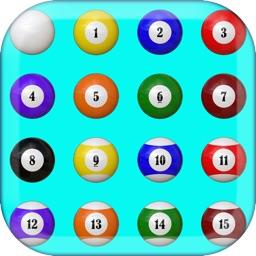 100 Pool Balls - Billiard Edition