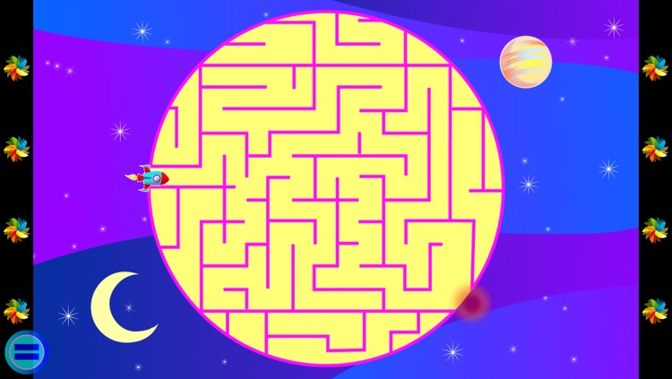 Wee Kids Mazes screenshot-0
