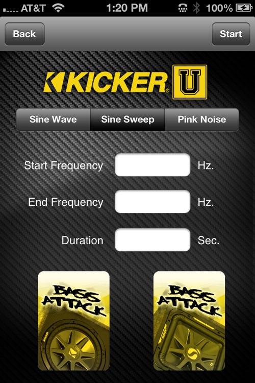 Kicker U screenshot-4
