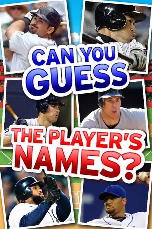 Baseball Quiz - Top Player Edition