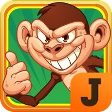 Activities of Banana Dash : Banana's Super Sonic Baby Monkey & Chimp Jump