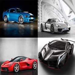 Supercars Sound Effects Free on the App Store