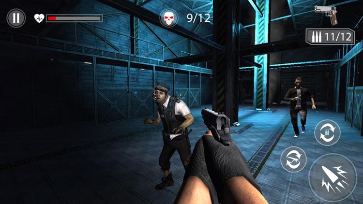 Frontline Evil Dead Zombies Killer screenshot-4