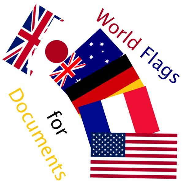 World flags for documents on the mac app store for Documents apple store