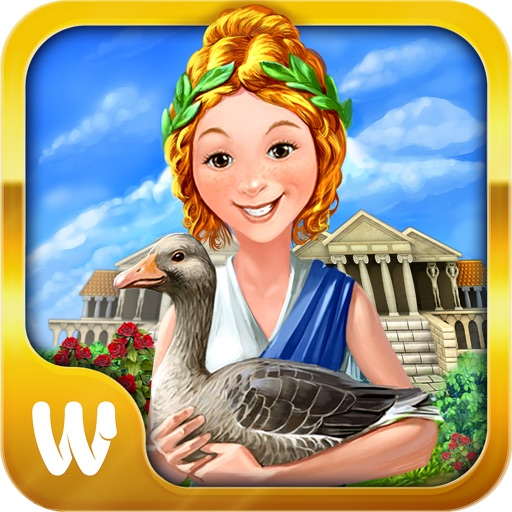 Farm Frenzy 3. Ancient Rome icon
