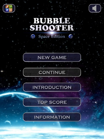 Bubble Shooter Space Edition Скриншоты8