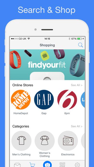 QR Reader for iPhone (Premium) iphone ekran görüntüleri