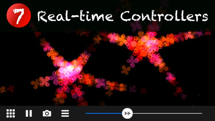 Makanim Light - Multi-touch Generative Art screenshot-3