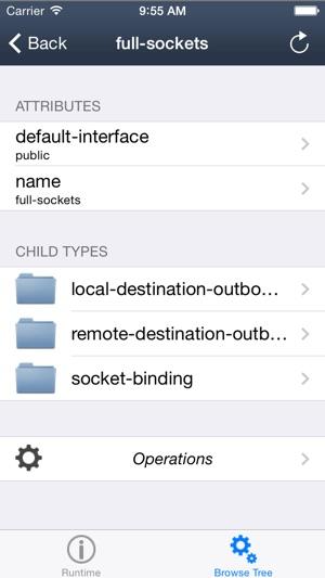 JBoss Admin on the App Store